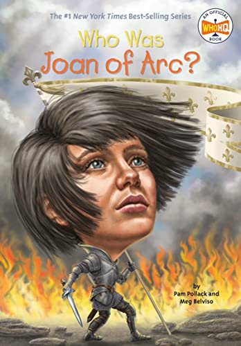9780448483047: Who Was Joan of Arc?