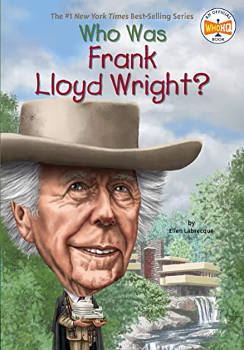 9780448483139: Who Was Frank Lloyd Wright?