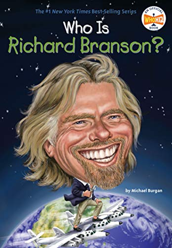 9780448483153: Who is Richard Branson?