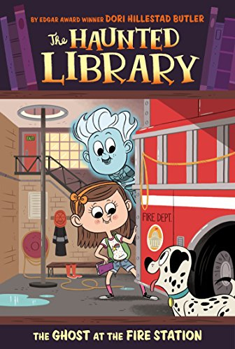 9780448483344: The Ghost at the Fire Station (Haunted Library)