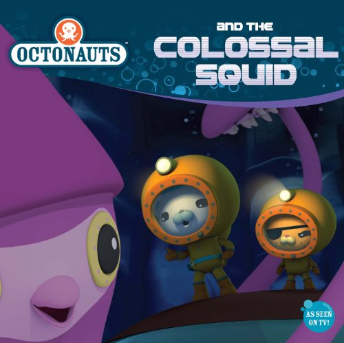 9780448483528: Octonauts and the Colossal Squid