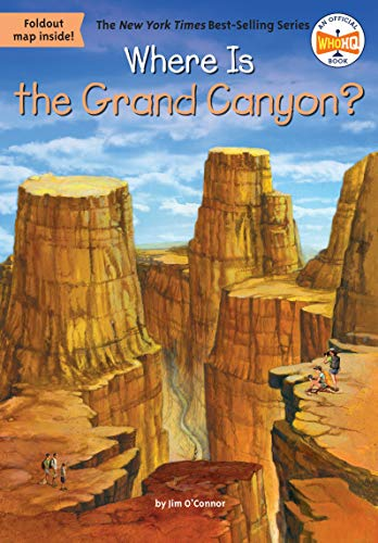 9780448483573: Where Is the Grand Canyon?