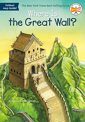 9780448483580: Where Is the Great Wall?