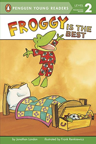 Froggy Is the Best: Bonnie Bader; Jonathan