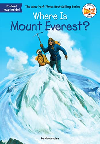 9780448484082: Where Is Mount Everest?