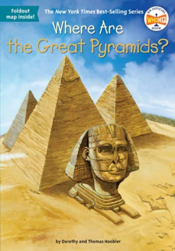 9780448484099: Where Are the Great Pyramids? (Where Is?)