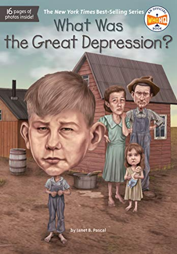9780448484273: What Was the Great Depression?