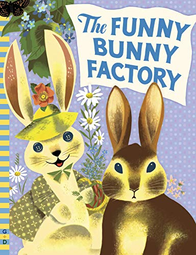 The Funny Bunny Factory (G&D Vintage): Green, Adam