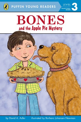 9780448484846: Bones and the Apple Pie Mystery