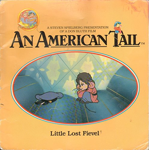 9780448486154: An American Tail: Little Lost Fievel