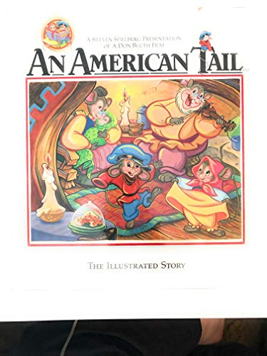 9780448486178: An American Tail - The Illustrated Story