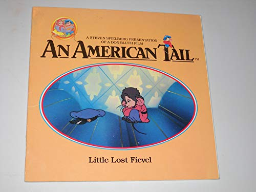 9780448486215: Little Lost Fievel (An American Tail)