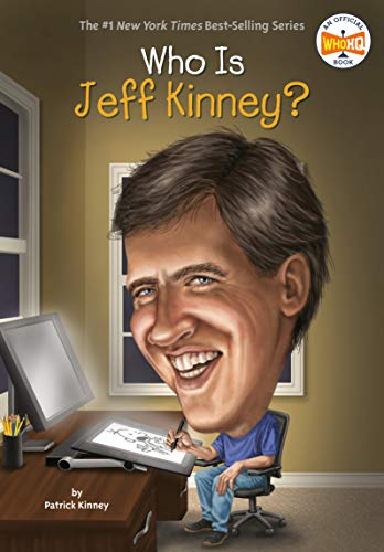 9780448486772: Who Is Jeff Kinney? (Who Was...?)