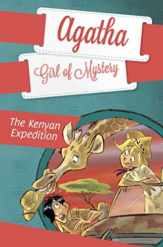 9780448486796: The Kenyan Expedition #8 (Agatha: Girl of Mystery)