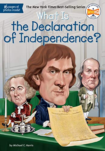 9780448486925: What Is the Declaration of Independence? (What Was?)
