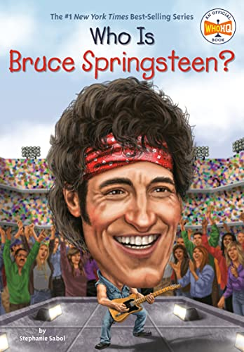 9780448487038: Who Is Bruce Springsteen? (Who Was...?)