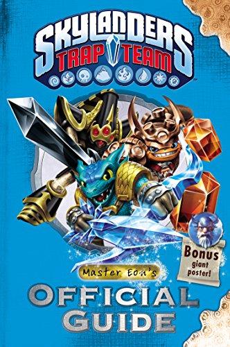 9780448487175: Skylanders Trap Team: Master Eon's Official Guide (Skylanders Universe)