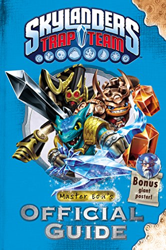 Skylanders Trap Team: Master Eon s Official Guide (Paperback)