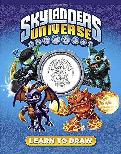 Learn to Draw Skylanders Universe