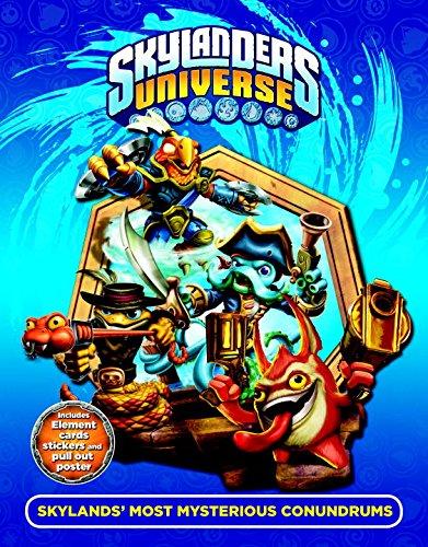 9780448487717: Skylands' Most Mysterious Conundrums (Skylanders Universe)