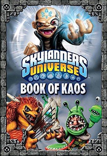 9780448487724: Book of Kaos (Skylanders Universe)