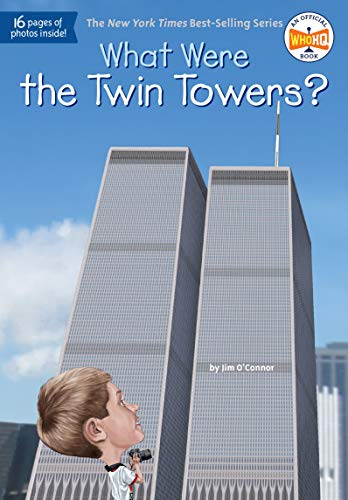 9780448487854: What Were the Twin Towers? (What Was?)