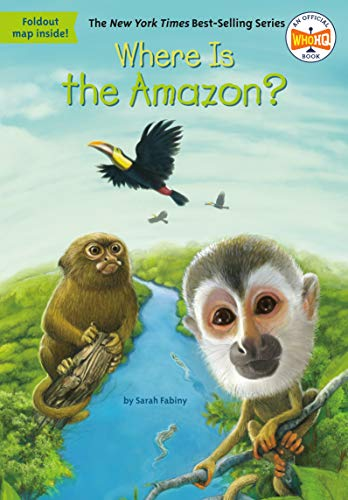 Where Is the Amazon? 9780448488264 Without risking life or limb, readers can explore the wonders and beauty of the Amazon in this Where Is...? title. Human beings have inh