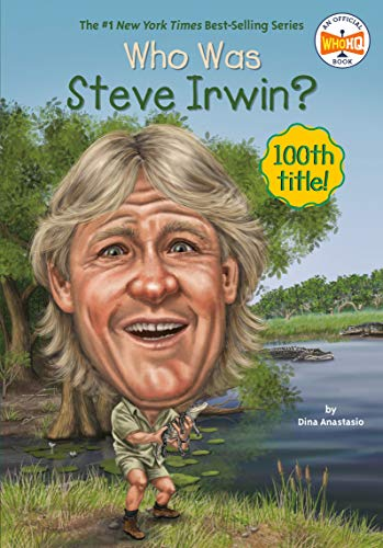 9780448488387: Who Was Steve Irwin?