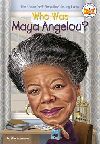 9780448488530: Who Was Maya Angelou?