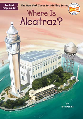 9780448488837: Where Is Alcatraz?