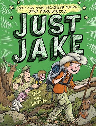 9780448488844: Just Jake: Camp Wild Survival #3