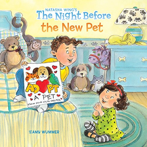 9780448489032: The Night Before the New Pet