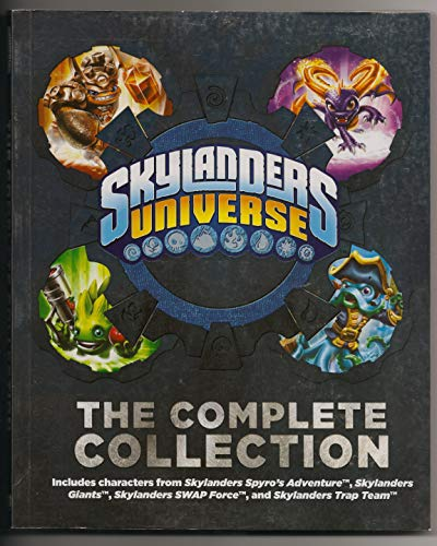 9780448489049: Skylanders Universe: The Complete Collection