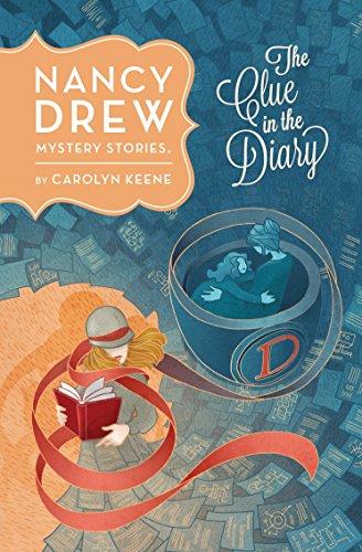 9780448489070: The Clue in the Diary #7 (Nancy Drew)