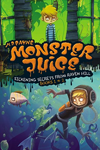 9780448489117: Sickening Secrets from Raven Hill (Books 1 and 2) (Monster Juice)