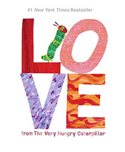 9780448489322: Love from The Very Hungry Caterpillar (World of Eric Carle the)