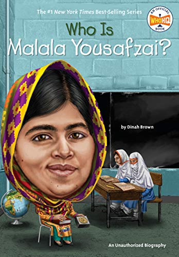 9780448489377: Who Is Malala Yousafzai? (Who Was?)