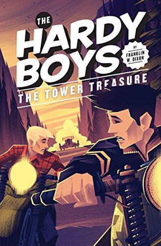9780448489520: The Tower Treasure #1 (The Hardy Boys)