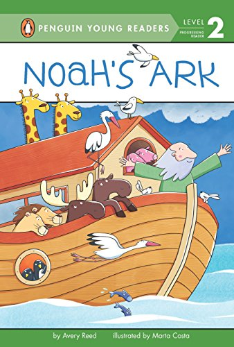 9780448489674: Noah's Ark (Penguin Young Readers, Level 2)