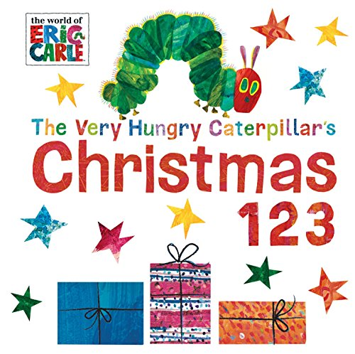 9780448490090: The Very Hungry Caterpillar's Christmas 123