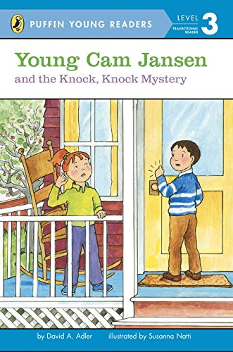 9780448490113: Young Cam Jansen and the Knock, Knock Mystery