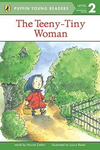 9780448494814: The Teeny Tiny Woman (Puffin Young Readers, L2)