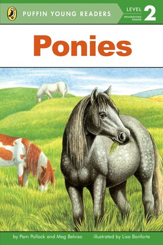 9780448494845: Ponies (Puffin Young Readers, Level 2)
