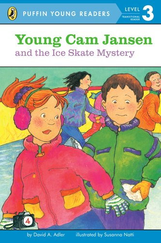 9780448494913: Young Cam Jansen and the ice skate mystery