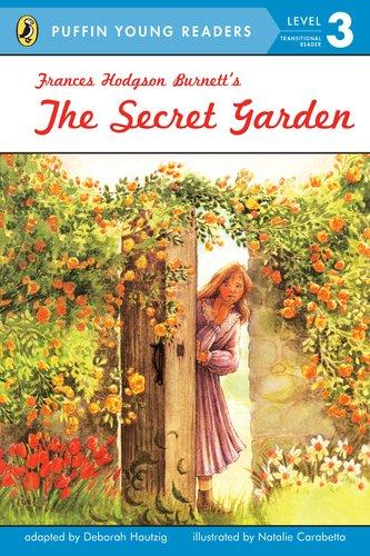 9780448494982: Frances Hodgson Burnett's the Secret Garden (Puffin Young Reader Learning - Vol. 3)