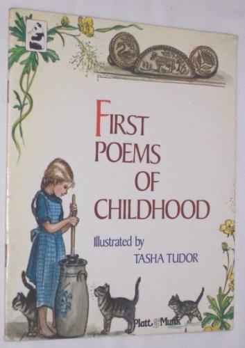 First Poems of Childhood: Tudor, Tasha