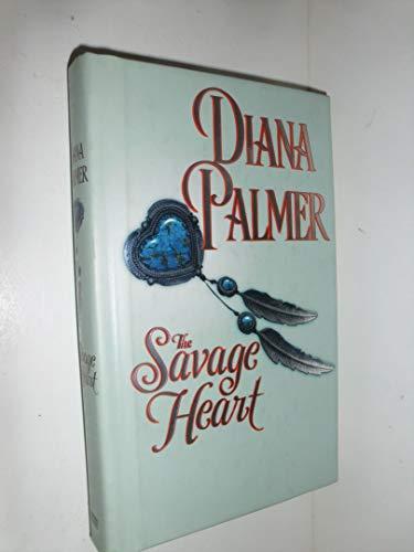 9780449000205: The Savage Heart