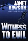 9780449000427: Witness to Evil (Jeri Howard Mysteries)
