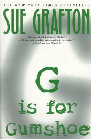 9780449000625: G Is for Gumshoe