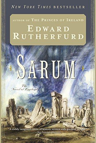 9780449000724: Sarum: The Novel of England